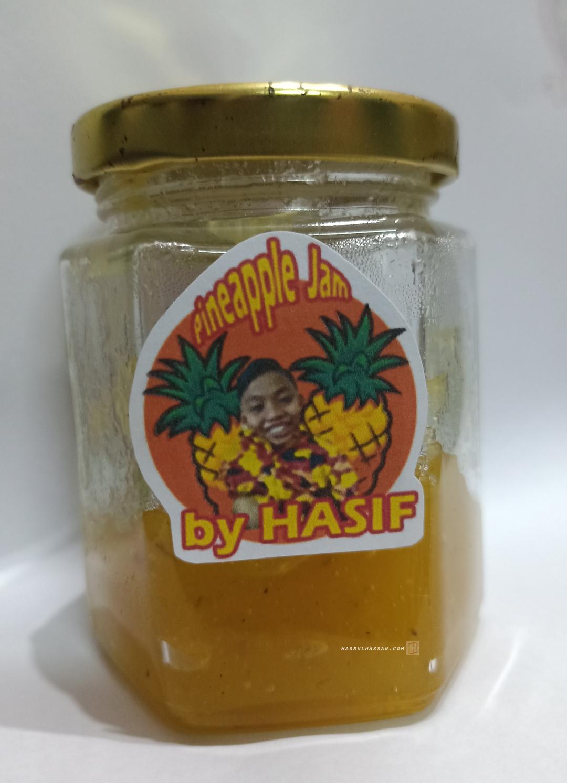 Jem Nanas Homemade - Resepi dan Tips Tahan Lama