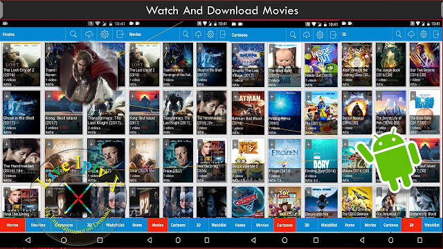 NEWEST 3D MOVIES APK