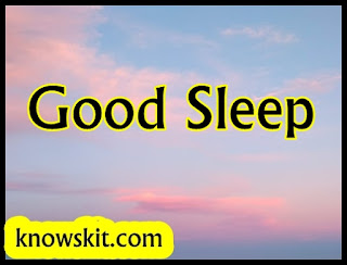 get better,night routine,have a good night