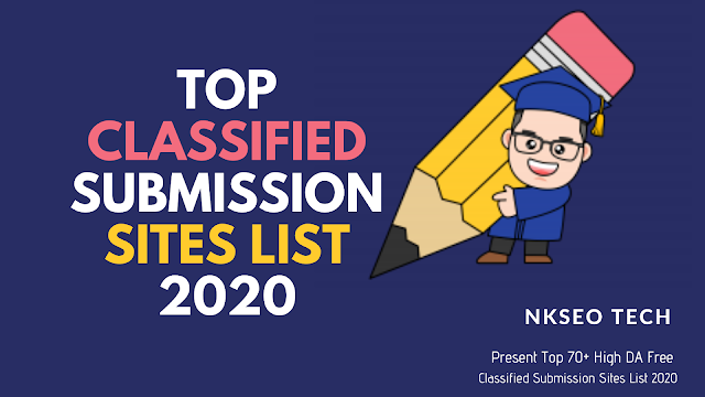 classified submission sites list in India