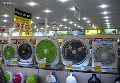 Nơi bán buôn bán lẻ quạt sạc tích điện chính Hãng giá rẻ tại Hà Nội và các tỉnh thành khác trên toàn quốc