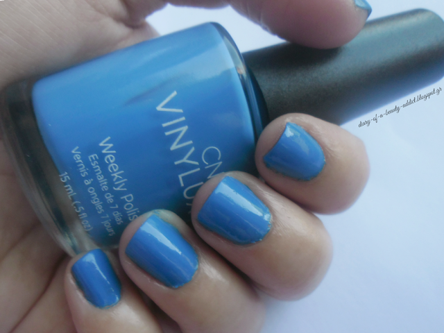 CND Vinylux Weekly Nail Polish Reflecting Pool #192