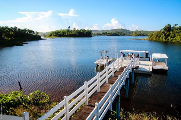 Mountain Lake Restort, Caliraya Springs, Laguna, boat riding