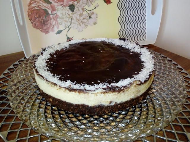 sernik gotowany na ciasteczkowym spodzie sernik bez pieczenia sernik na zimno sernik z czekolada sernik swiateczny sernik na ciastkach sernik na orzechowym spodzie