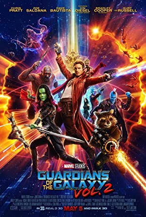 Guardians of the Galaxy Vol. 2 (2017) Hindi Dubbed Download