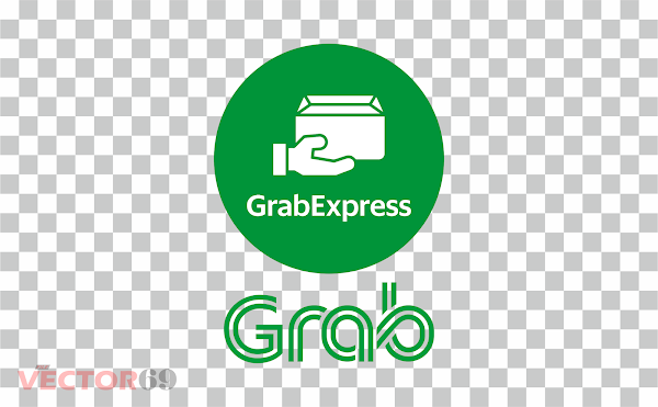 GrabExpress Logo - Download Vector File PNG (Portable Network Graphics)