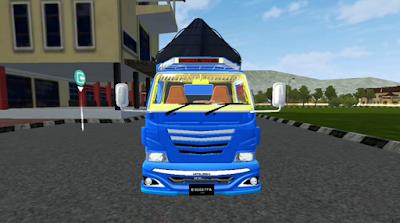 MOD Truck New Wahyu Abadi Bemper