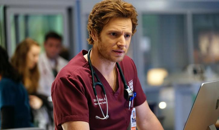 Chicago Med - Episode 3.12 - Born This Way - Promo, 2 Sneak Peeks, Promotional Photos + Press Release