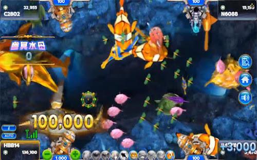 ได้เงินแสนง่ายๆ แค่ยิงปลาเม็ดละ 1 บาทกับเกมส์ Fish Hunter 2 EX Newbie ของทาง Slotxo