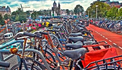 Bicicletas electricas en Europa