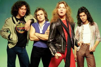 Daftar 10 Lagu Terbaik Dan Terpopuler Van Halen