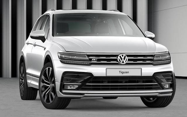 Volkswagen Tiguan 2019 R-Line
