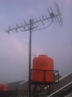 jasa pasang antena tv kota baru