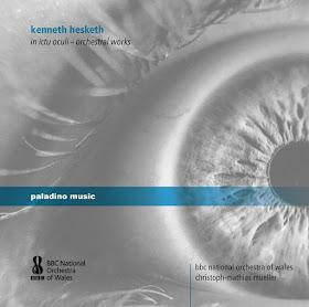 Kenneth Hesketh - In Ictu Oculi - Paladino Musc
