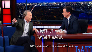 Bill Maher Stephen Colbert