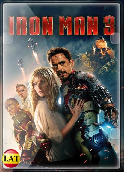 Iron Man 3 (2013) DVDRIP LATINO