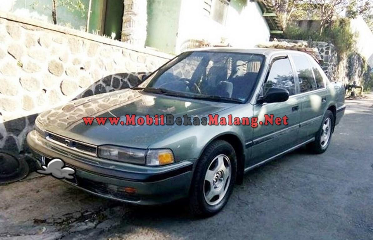honda accord maestro tahun 1990, original luar dalam   mobil bekas