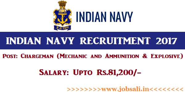 Indian Navy Jobs, Join Indian Navy, Indian Navy Jobs after 12th