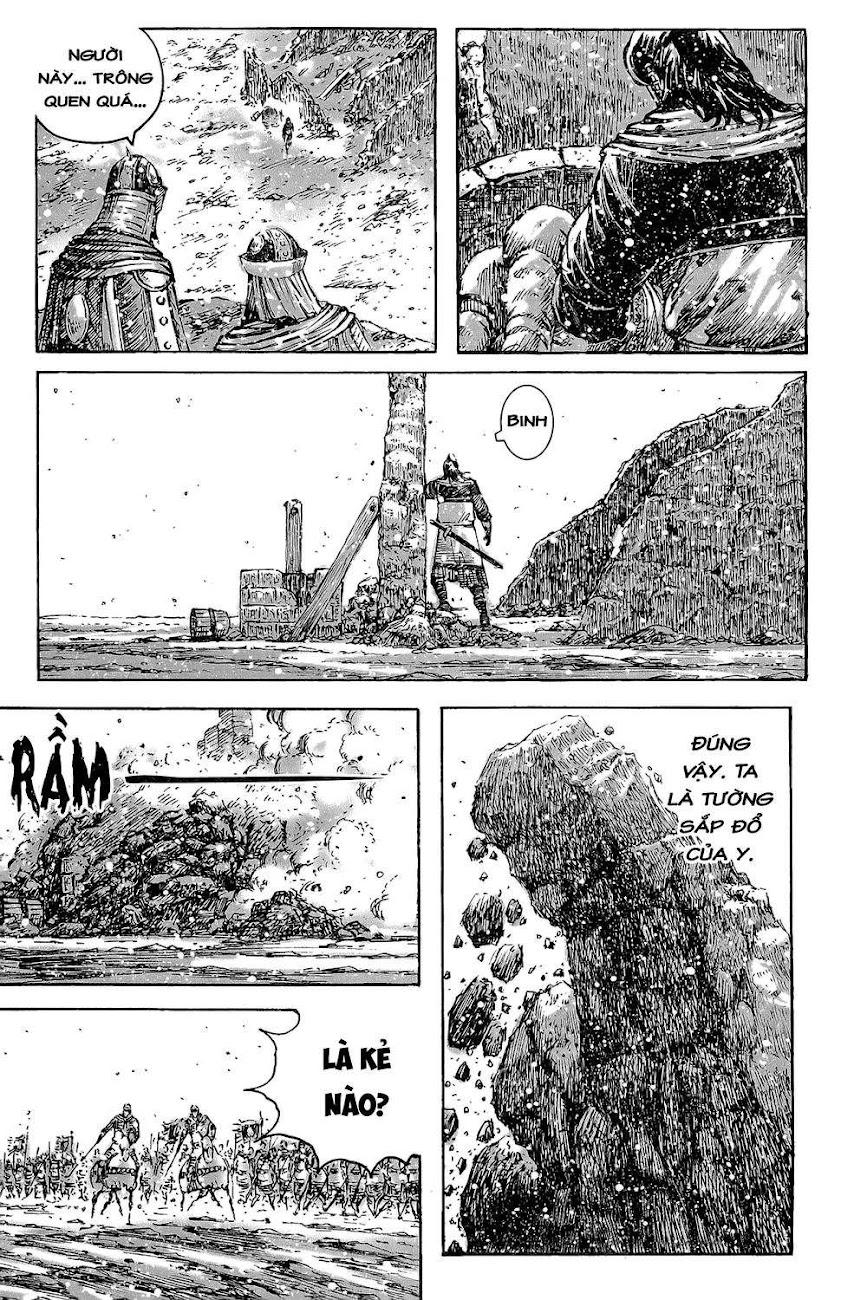 Hỏa phụng liêu nguyên Chương 388: Công tử khóc rồi [Remake] trang 7
