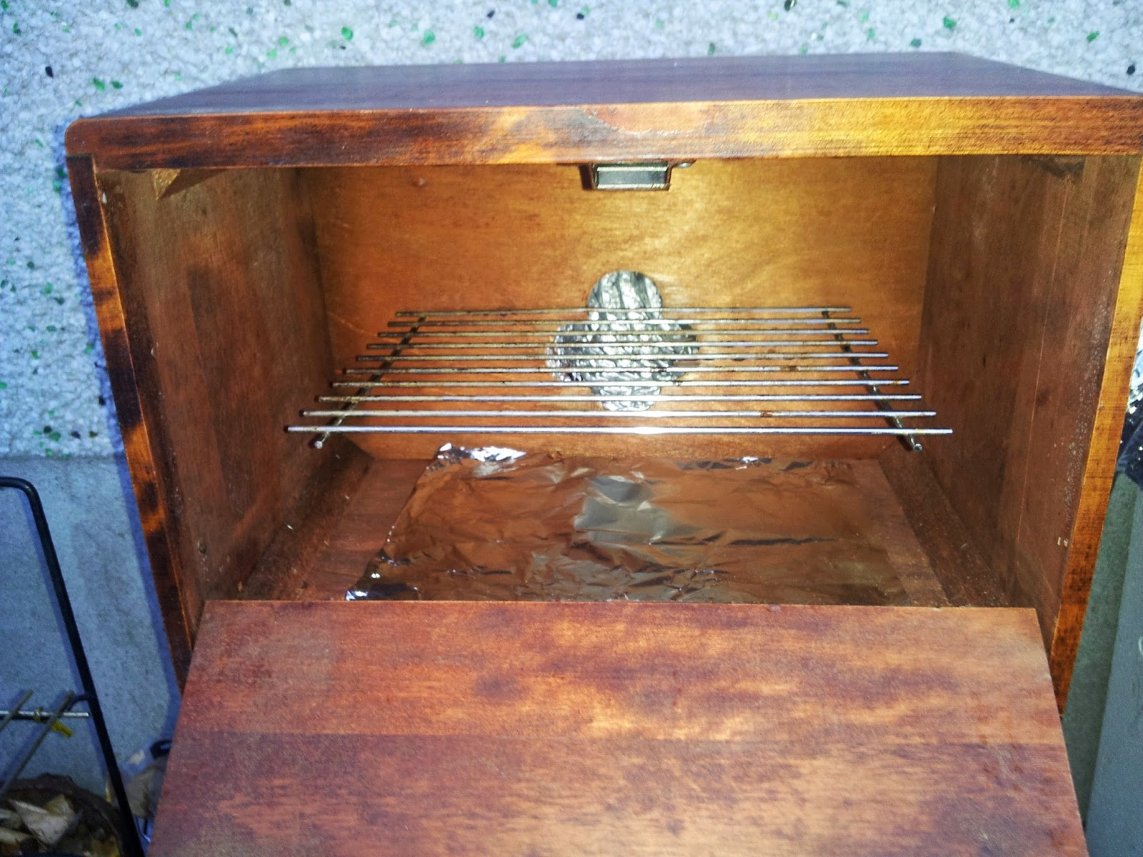 Building a Cold Smoker   Adventures in Self-Sufficiency