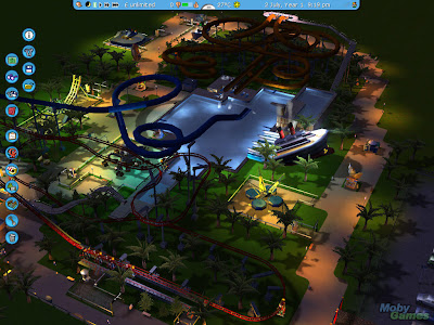 Roller Coaster Tycoon 3: Soaked! (Expansion) PC Game - Full Version
