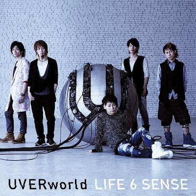 投稿を編集 UVERworld - LIFE 6 SENSE   LIFE 6 SENSE