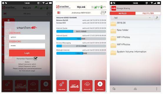 Aplikasi MyLink