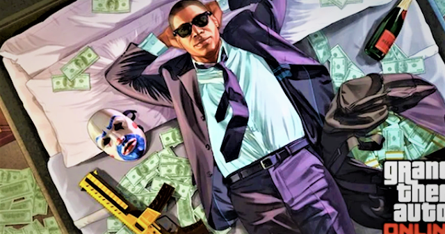 Play GTA Online in April And Get a MASSIVE Free Reward