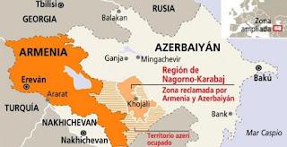 Nagorno-Karabakh. La guerra interminable. Geopolítica en Radio Esperantia