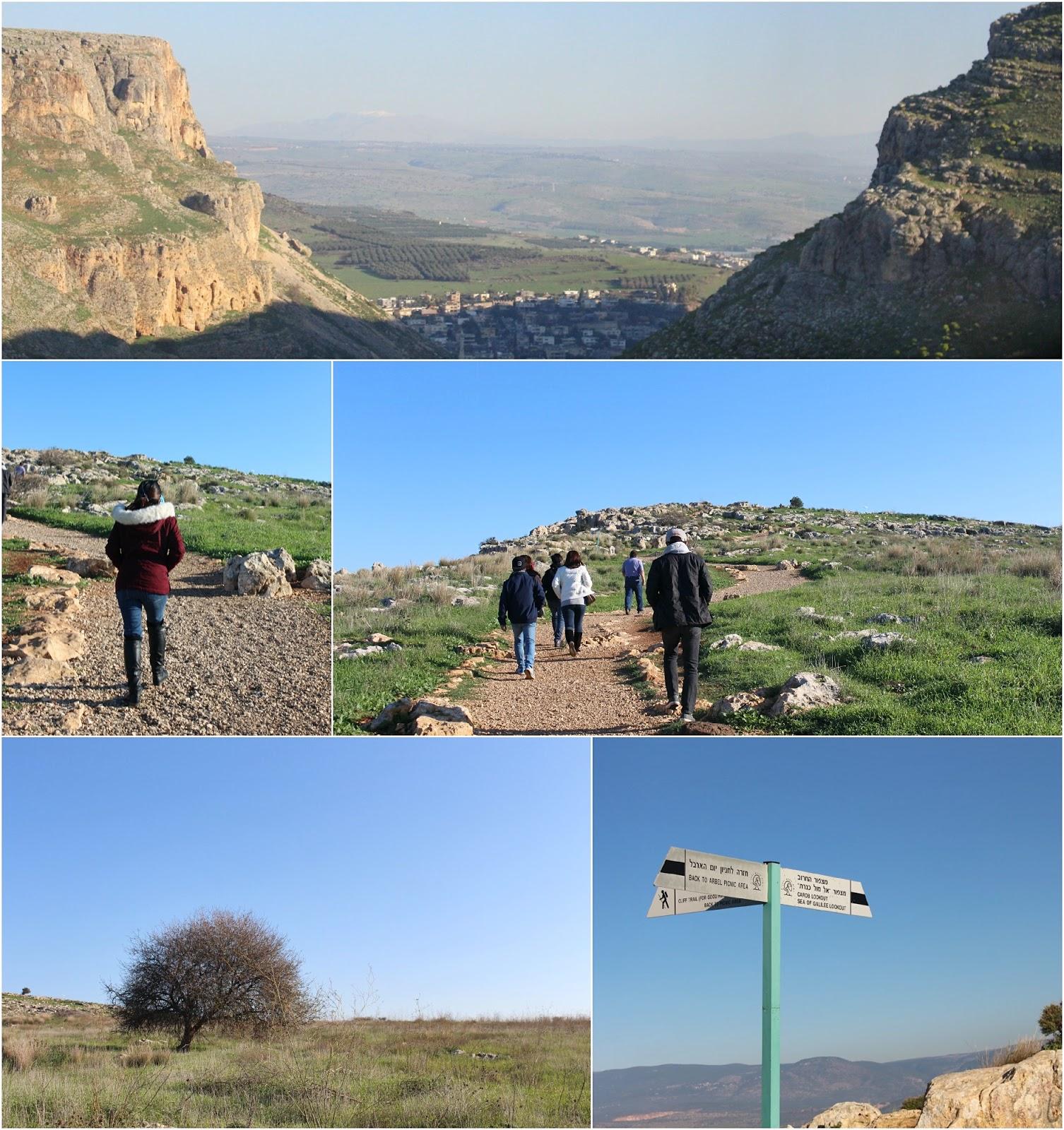 Mount Arbel: Things To Do in Israel