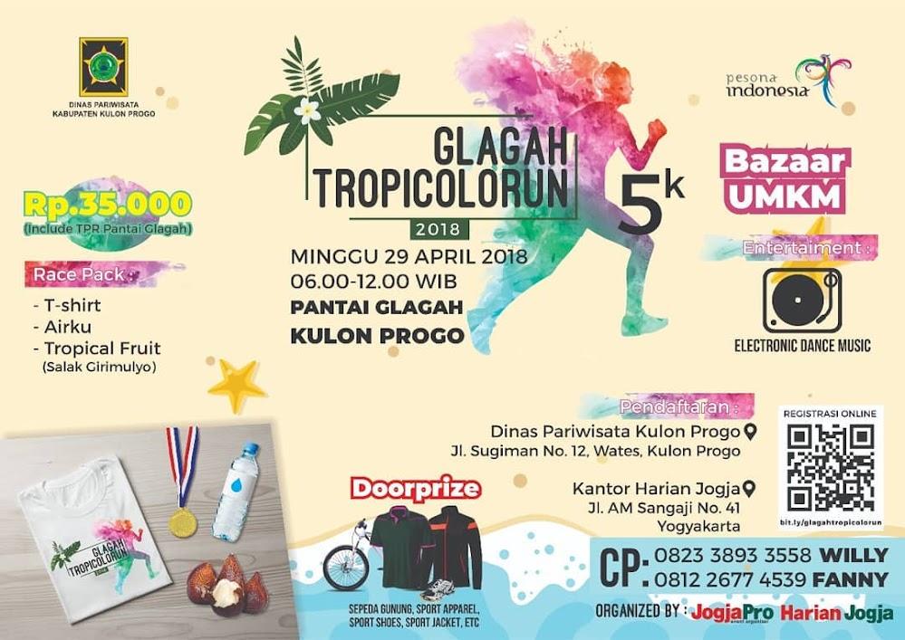 Glagah Tropicolorun • 2018