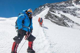 El montañismo y la superación personal