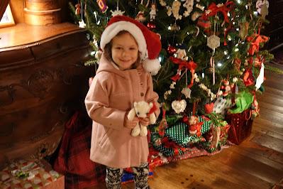 Josie Has the Christmas Spirit