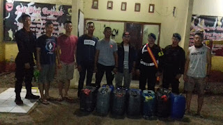 13 Jirigen Miras Jenis Sofi Diamankan Personel Brimob di Lakenu Lambu