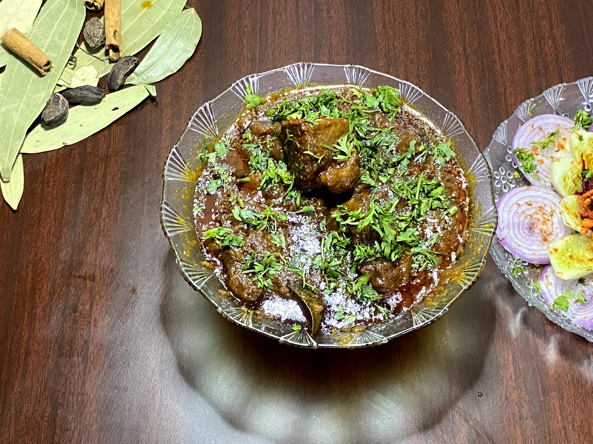 Spicy Mutton Masala