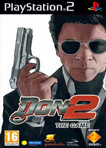 Don 2 The Game PlayStation 2 (ISO) (MG-MF)