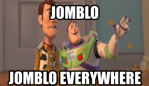 Jomblo Everywhere