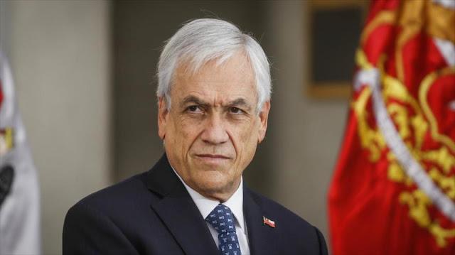 Piñera realiza quinto cambio del gabinete ante crisis política
