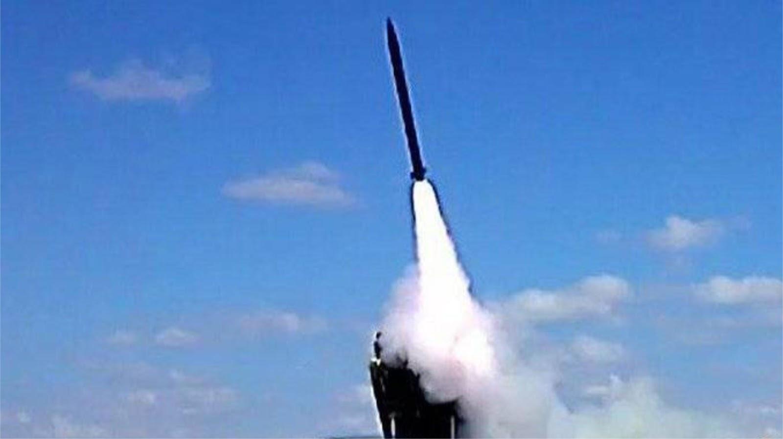 Pentagon mengumumkan berhasil melakukan salvo pertama sistem antirudal untuk mencegat ICBM