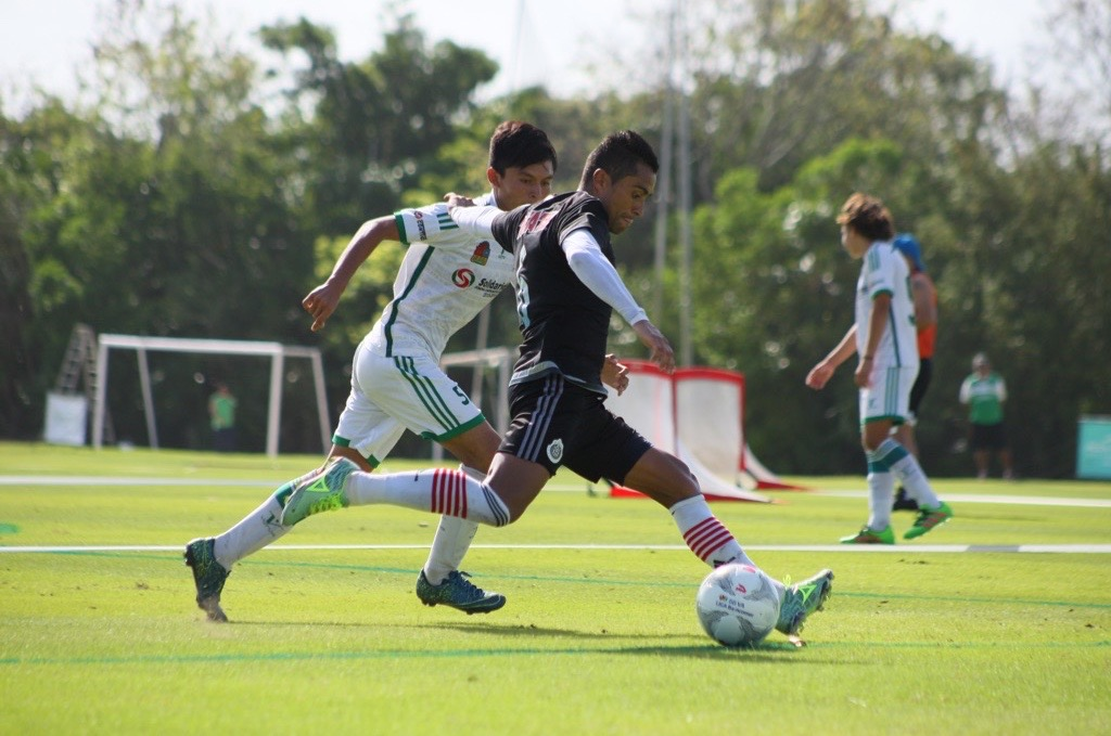 Hernández asegura que los entrenamientos han sido fuertes.