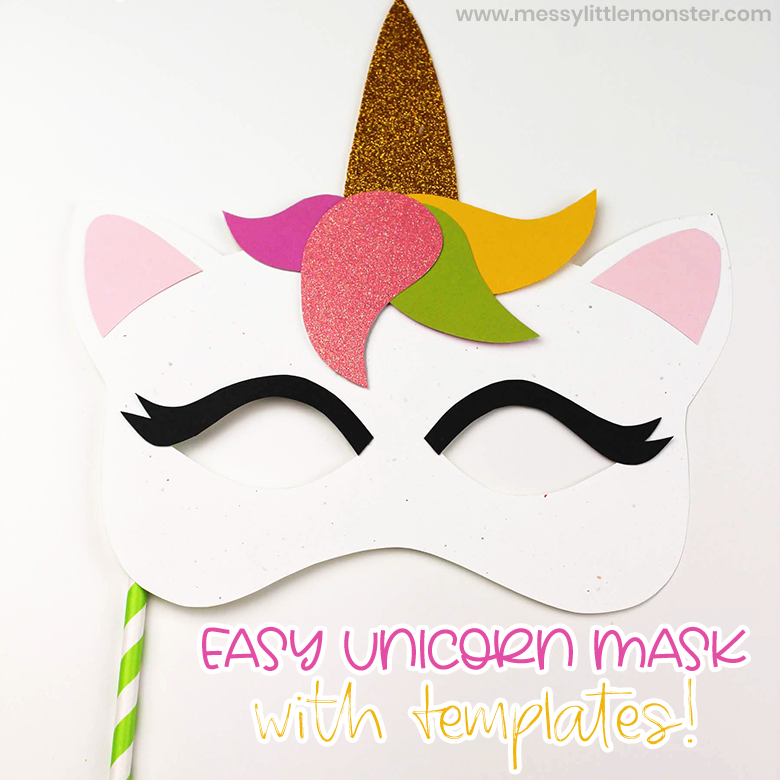 unicorn mask craft