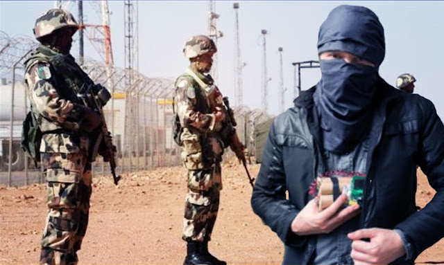 الجزائر: انفجار قوي قرب ثكنة عسكرية