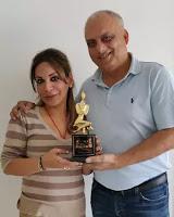 radhika madan father and mother photo