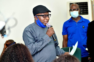 Federal Controller of works, Edo State and the Director of Federal Roads Maintenance Agency (FERMA), Edo State, appears before the Edo State House of Assembly