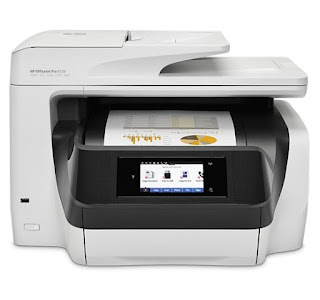 HP Officejet Pro 8720 Driver Download and Setup