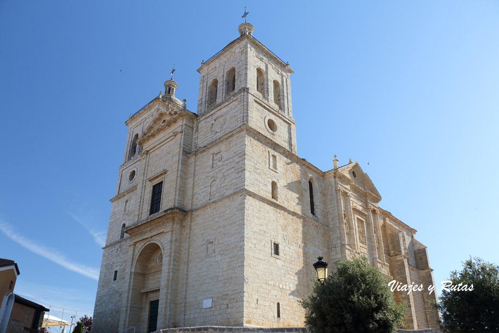 Iglesia de Santiago Apóstol de Cigales