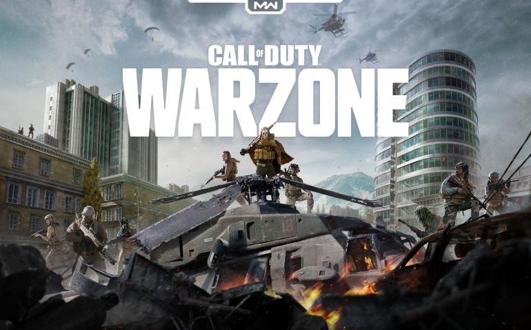 Call f duty warzone