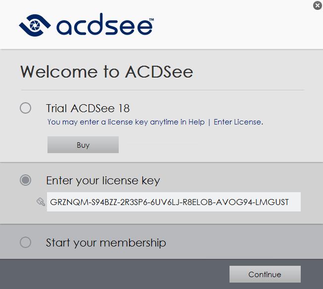 acdsee pro 5 license key free
