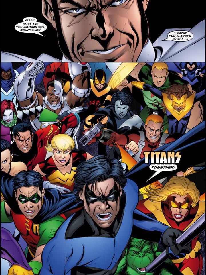 Top 10 Teen Titans