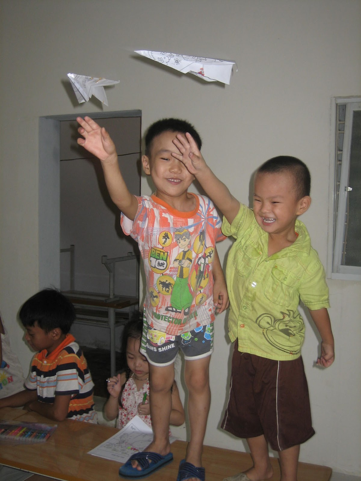 Vietnam 2012: Bo De Pagoden - vores arbejde de næste 4 uger